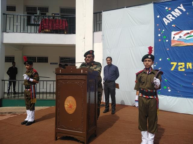 AGPS PAHALGAM CELEBRATES 72ND INDEPENDENCE DAY WITH GREAT SENSE AND HUMOUR