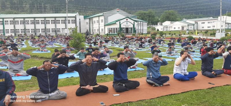 5TH INTERNATIONAL YOGA DAY CELEBRATIONS 21 JUN 2019